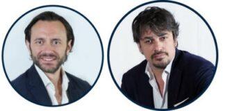 Giuseppe Galasso e Giorgio Giordani