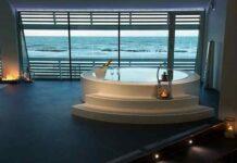 Lindberghotels Pesaro Excelsior Congress Spa jacuzz