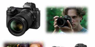 Nikon Z 6II e Z 7II