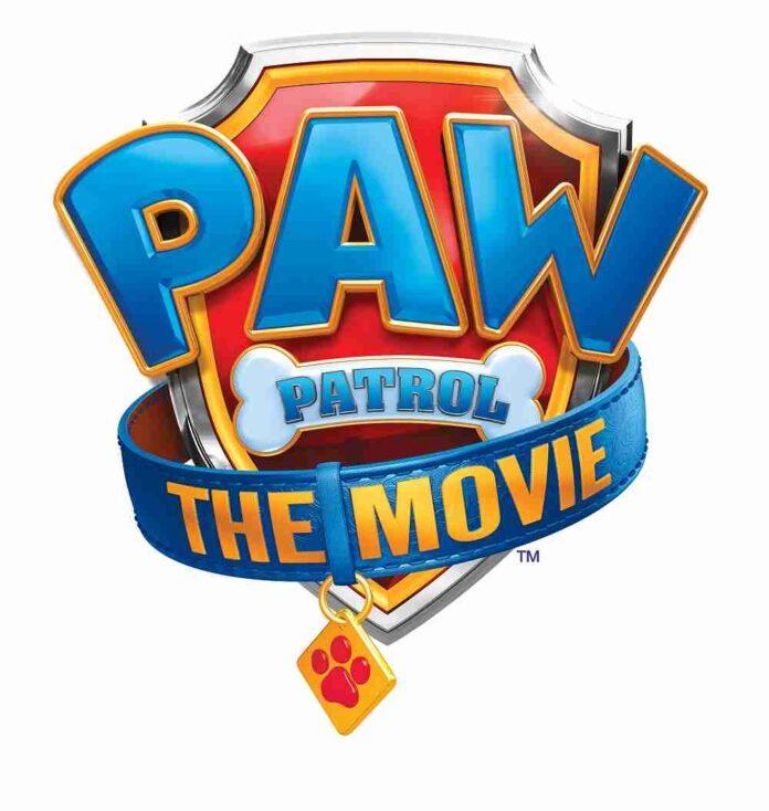 PAW Movie Logo