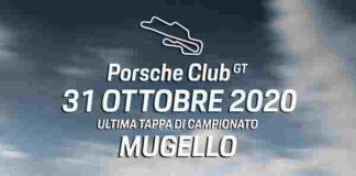 PorscheCGT2020 Round5 Mugello