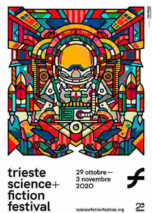 Poster TRIESTE SCIENCE+FICTION 2020