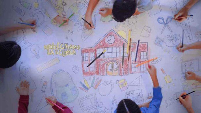 Ridisegniamo la scuola Mission Bambini