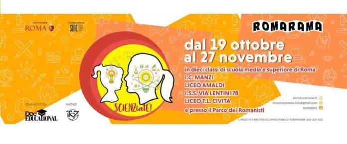 Roma Scienziate 2020 r
