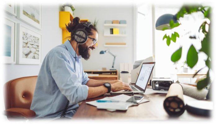 Smart working e lavoro da casa home working (2)