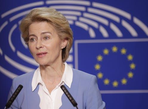 Ursula Von Der Lyne