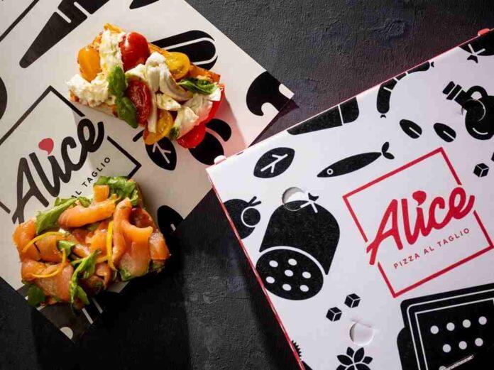 Alice Pizza App