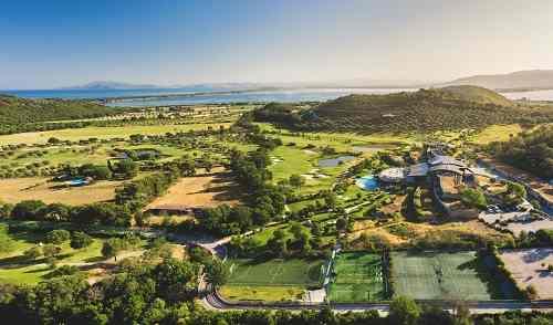 Argentario Resort Sport Facilities