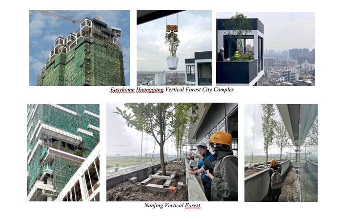 Boschi Verticali di Stefano Boeri in Cina