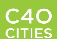 C40 Cities Climate Leadership Group logo