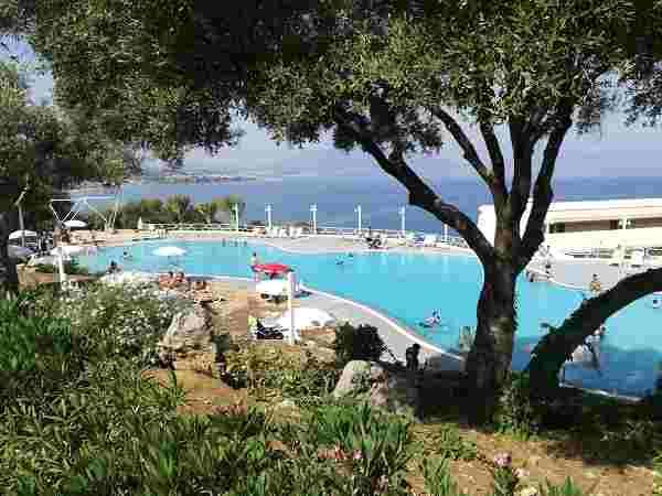 CDS Terrasini piscina Lago dei Fiorii