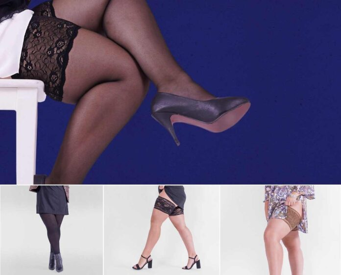 Collant curvy Personal Size Exclusive