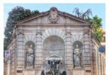 Fontana dei tritoni Milano
