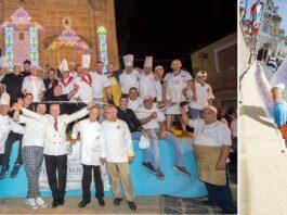 Guinness World Records Torrone Mazzarino