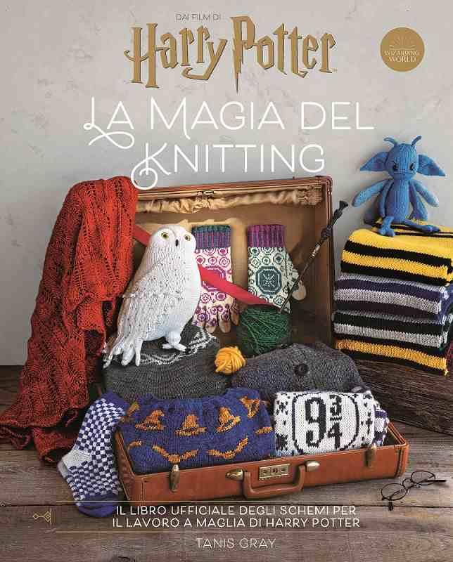 Harry Potter La magia del Knitting