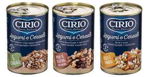 Legumi e Cereali cirio