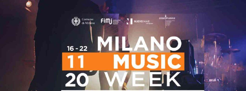 MILANO MUISC WEEK