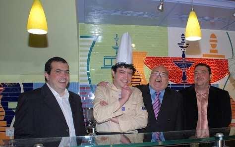 Martino, Nicola, Don Mario, Fausto Fiasconaro 1