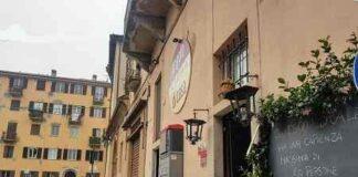 Pavia Trattoria Angolo di casa