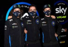 SKY RACING TEAM VR46 MOTO2 S2021