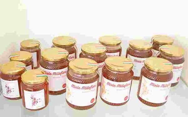 gelateria Agricola miele