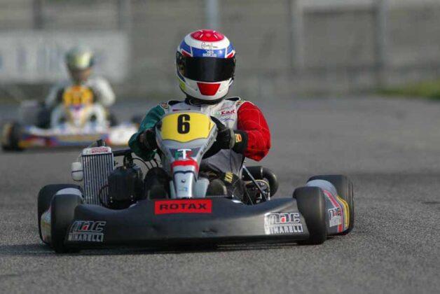 12 Giovanni Salvatore campionati di go kart
