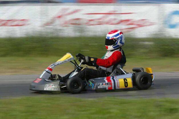 13 Giovanni Salvatore campionati di go kart