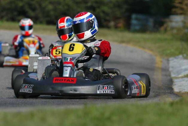 14 Giovanni Salvatore campionati di go kart
