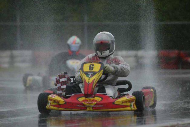 15 Giovanni Salvatore campionati di go kart