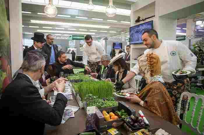 A tavola con le erbe Tipicità2019