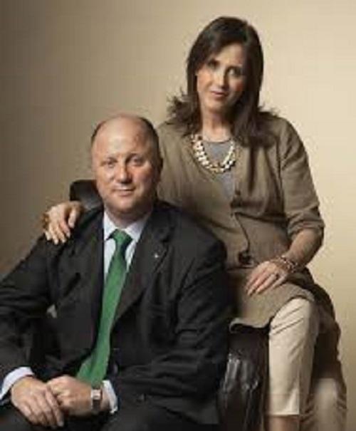 Dario Loison e Signora