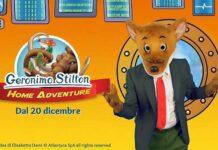 Geronimo Stilton Home Adventure
