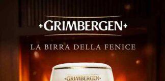Grimbergen beer e cioccolato