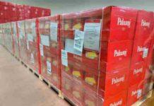 I Pandori Paluani pronti per la donazione