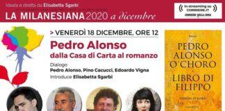 La Milanesiana 18 dicembre 2020 Alonso