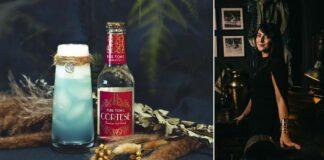 drink GAROTA DE IPANEMA di Sabina Yausheva