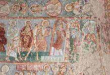 Goreme, Open Air Museum, Chiesa Vecchia di Tokali 24