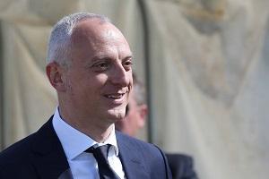 L DIRETTORE GENERALE DEL CAGLIARI MARIO PASSETTI