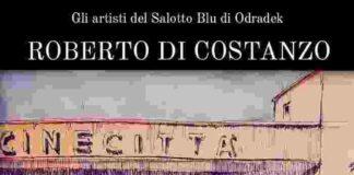 Locandina Il Salotto Blu di Odradek Roberto Di Costanzo