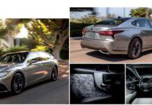 Nuova Lexus LS 2021