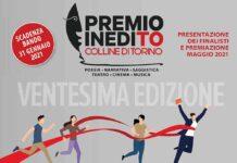 bando Premio InediTO Colline di Torino 2021