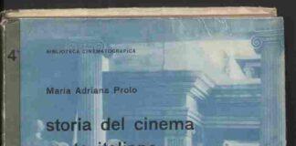 21 Copertina libro Storia del cinema muto italiano