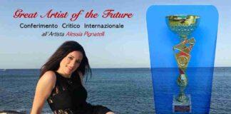 Alessia Pignatelli premio