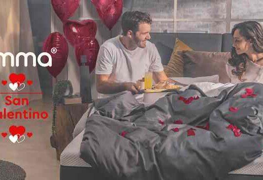 Emma The Sleep Company San Valentino