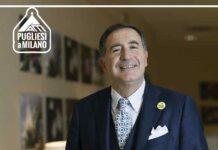 Francesco Lenoci Presidente Onorario Pugliesi a Milano