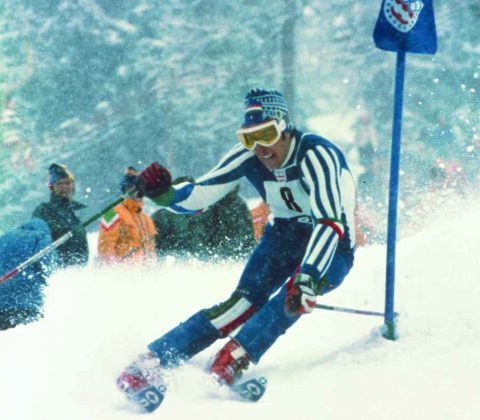 Gustav Thöni Slalom