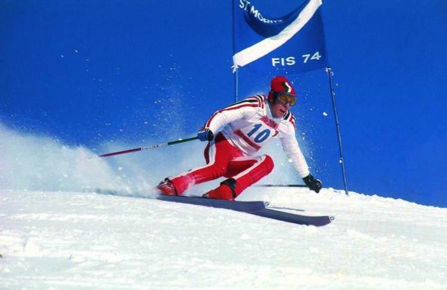 Gustav Thöni St. Moritz 72