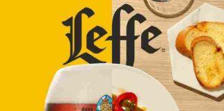 Leffe Raddoppia il Gusto Pollo con i peperoni