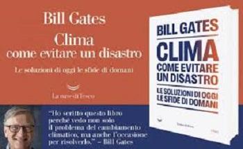 Libro Cliba di Bill Gates