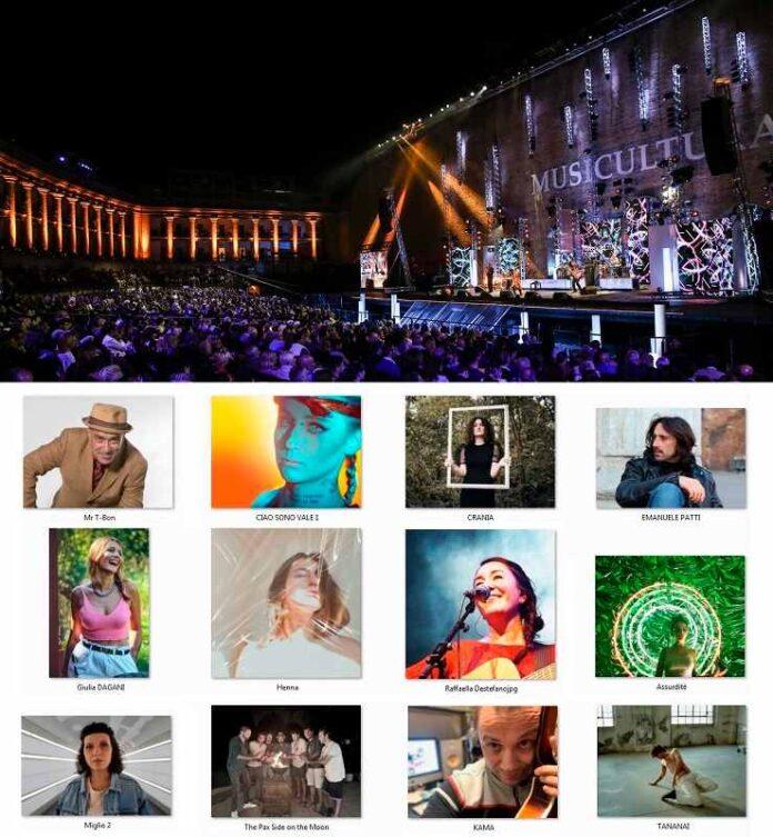 MUSICULTURA 2021 Arena Sferisterio Macerata